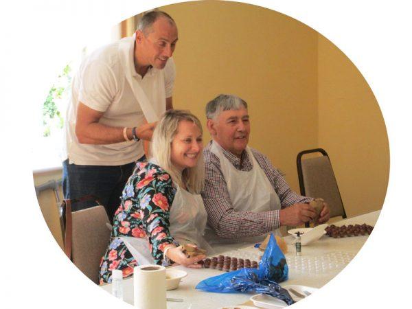 Chocolate Workshop Jun 21