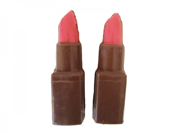 Chocolate lipstick to apply & eat at the sametime
