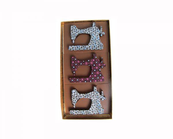 Sewing Machine Chocolates