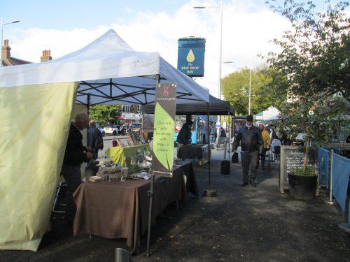 Summertown Sunday Market