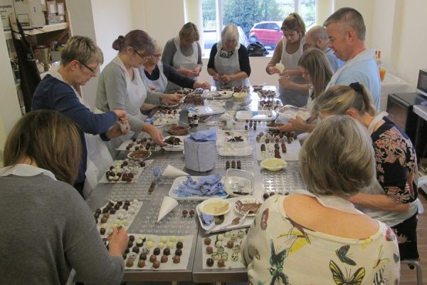 Chocolate Making Jun 26th