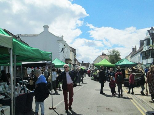 Thornbury Market